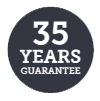 35 Year Domestic Use Guarantee
