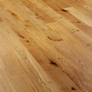 V4A103 Oak Rustic Brushed & Matt Lacquered