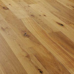 V4A111 Oak Rustic Brushed & Matt Lacquered