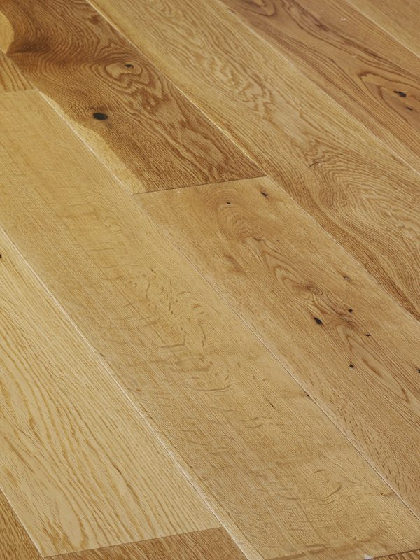 V4E125 Oak Rustic Lacquered