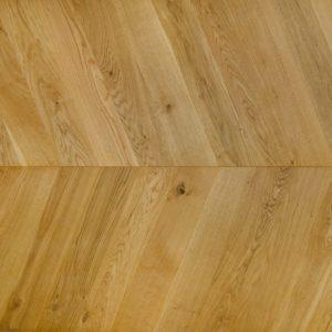 V4CV201 Oak Natural Chevron